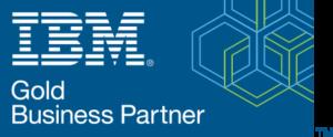 IBM gold business partner image