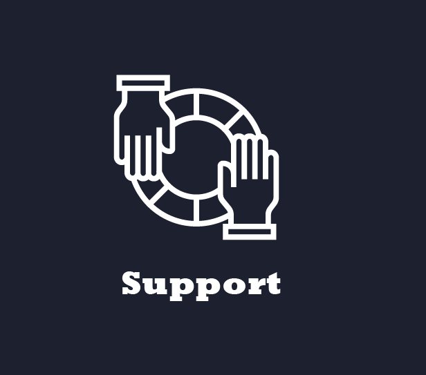 Support image
